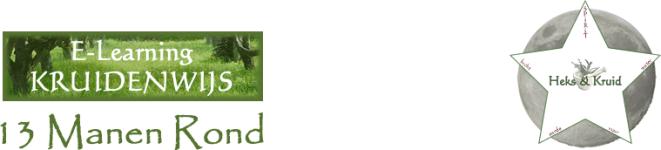 Logo of Kruidenwijs 13 Manen Rond